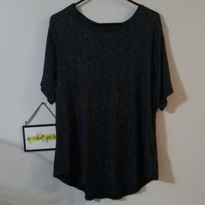 Old Navy LUXE perfect tee for leggings softest T!